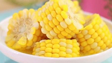 煮玉米时加黄豆,可预防高血压和冠心病的发生