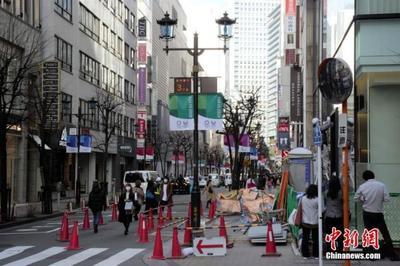 东京将于4月2日封城?日官房长官菅义伟:谣言