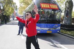 """回家的感觉,真好!上海支援湖北医疗队第二批返沪人员今日""""出关"""""""