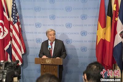联合国秘书长:世卫组织在全球抗疫中扮演关键角色 必须得到支持