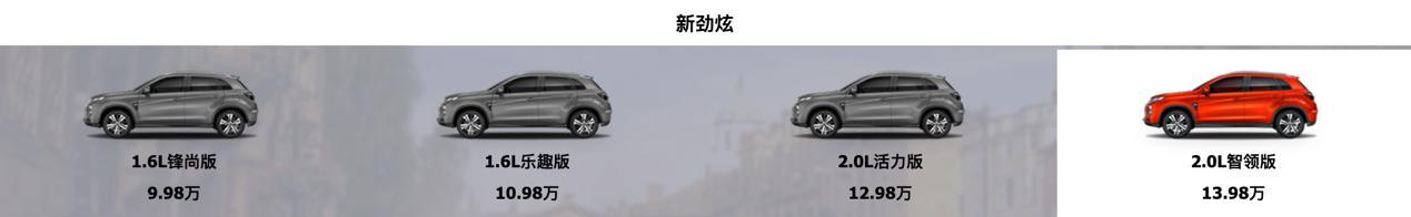 个性又好玩的选择,试驾广汽三菱新劲炫