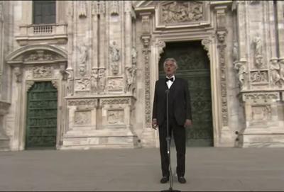 意大利男高音波切利表示曾感染新冠病毒 现已治愈
