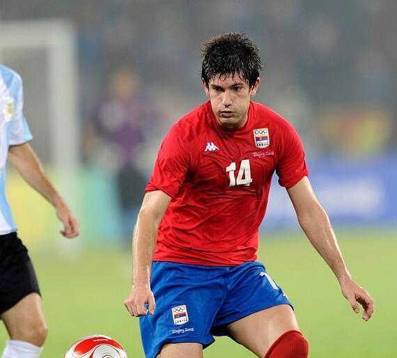 前塞尔维亚球员开枪自杀年仅38岁 生前患抑郁症