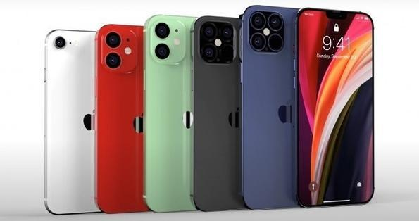 基本曝光iPhone 12一共有4个版本,iPhone8为新机让路价格触底