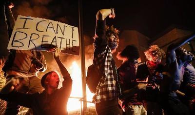 """联合国高官:美国警察杀害手无寸铁的黑人事件""""不胜枚举"""",促美严肃对待种族歧视"""
