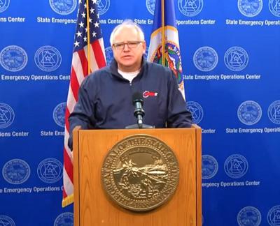 美明尼苏达州州长:明尼阿波利斯市的局势已变为破坏秩序