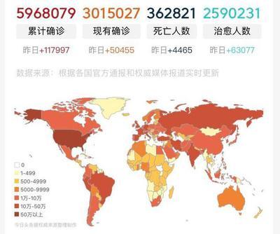 美国疫情感染人数逼近180万,超10万人死亡,看当地华人怎么说?