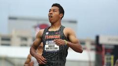 萨尼布朗谈奥运延期:多了一年准备 目标创世界纪录