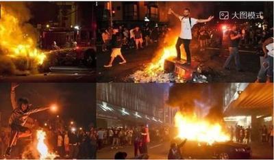 纵火、打砸、万人洗劫,美国暴乱背后,普通人该何去何从?