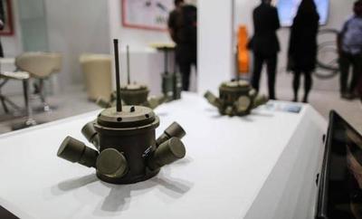 中式反直升机地雷在克什米尔地区的应用