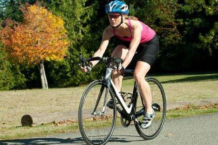 想要减肥效果好的话,就要学会正确骑车
