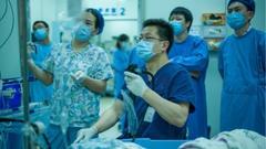 """这台""""食管多发黏膜下肿瘤""""内镜手术步步惊心 病人却感觉""""睡了一觉"""""""