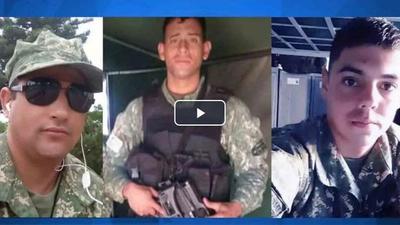 乌拉圭三名海军陆战队员在哨所被神秘枪杀 目前尚无任何线索