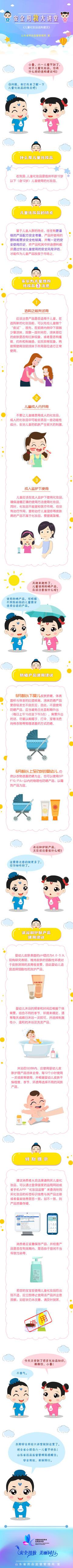 《安全用妆大讲堂》:儿童化妆品选购建议