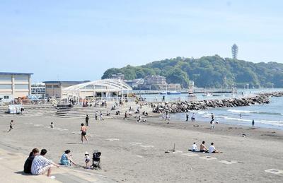 """日本今年夏天""""非同以往""""多处海水浴场相继关闭"""