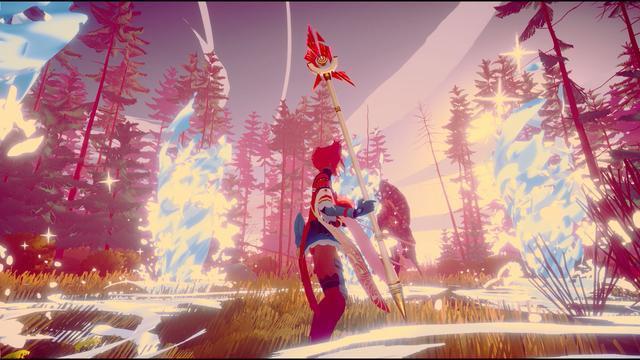 国产美少女ARPG《天星传说》上架Steam 6月24日推出
