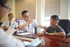7岁男孩突然走路不稳,仁济医院成功救治高难度脑干恶性肿瘤患儿