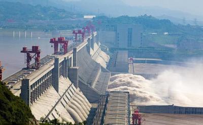 """中国建""""世界级""""水电站,印度却急成了热锅上的蚂蚁,这是为何?"""