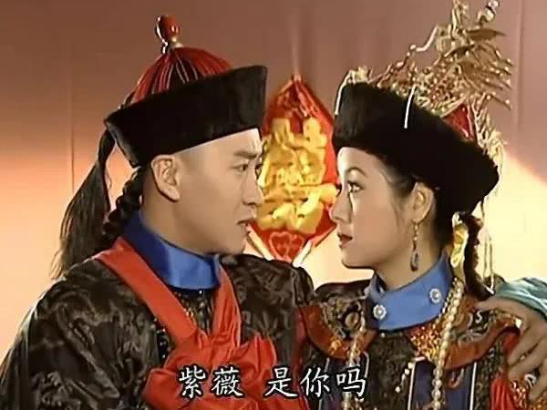 原创 还珠格格:成亲弄错新娘的时候,还记得尔康对小燕子说了什么吗?太真实了