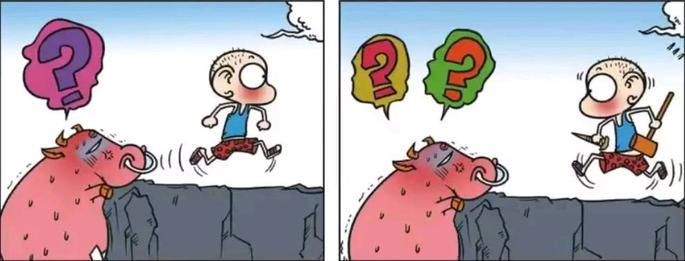爆笑漫画:众人围观呆头的零分试卷后,不禁感慨真是大开眼界