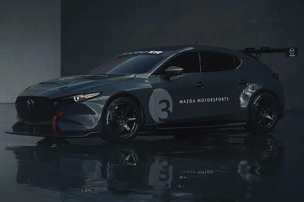 马自达 3 新车型将发布,搭载涡轮增压发动机?