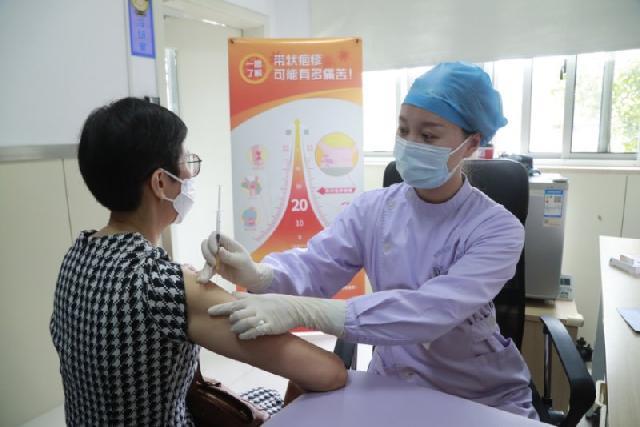 重组带状疱疹疫苗第一针今天开打,50岁及以上可以打!价格是这样的……