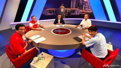 新加坡大选竞争激烈,各党派线上线下齐发力