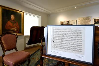 维也纳贝多芬博物馆重新开放