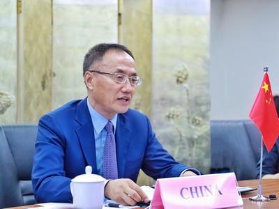 外交部部长助理陈晓东出席中国-东盟高官磋商
