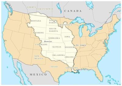 一句话总结美国领土扩张史:有钱就是任性