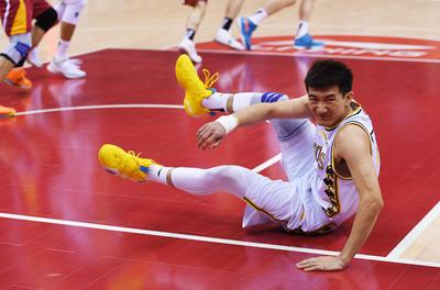 篮球——CBA复赛第一阶段:浙江广厦控股迎战浙江稠州银行
