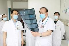 潍坊市中医院多科室协同成功救治重度脑梗患者