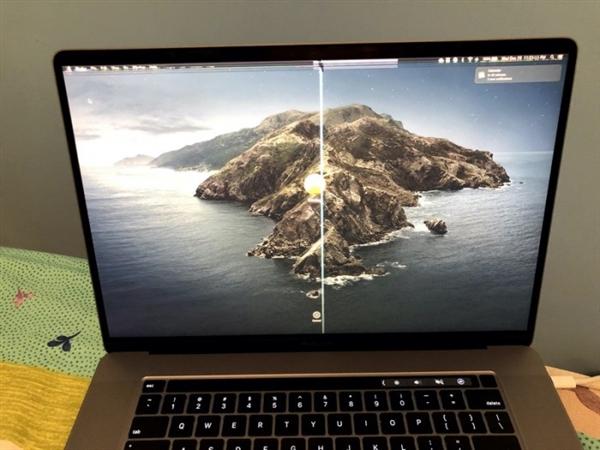 越来越多苹果笔记本屏幕突然意外碎裂:这才是主因!