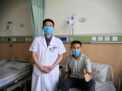 """拔出""""眼中钉"""",潍坊市中医院东院区专家还患者一片光明"""