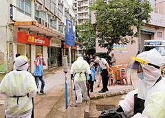 """深圳连续72天""""0新增""""!香港新增17宗本地感染病例,8宗找不到源头"""