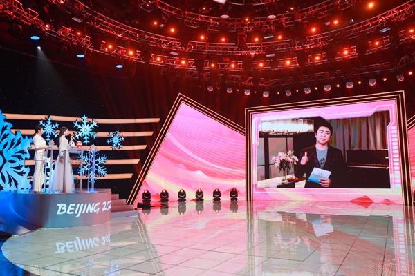 北京2022年冬奥会和冬残奥会第一届冬奥优秀音乐作品云发布