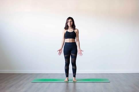 瑜伽摩天式怎么做最正确
