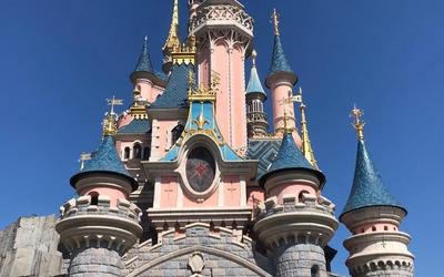 巴黎迪士尼乐园重新开放