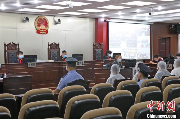 贵州一村干部利用权力违法被判有期徒刑25年
