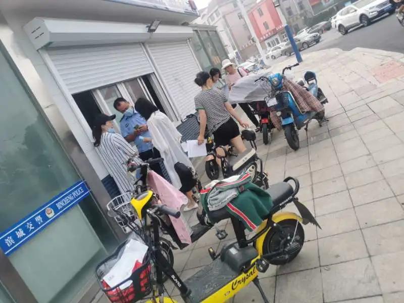 电动自行车免费挂牌倒计时啦丨9月1日起未悬挂号牌不得上路!