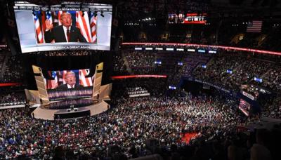 受疫情影响 美共和党提名特朗普投票活动不对外开放