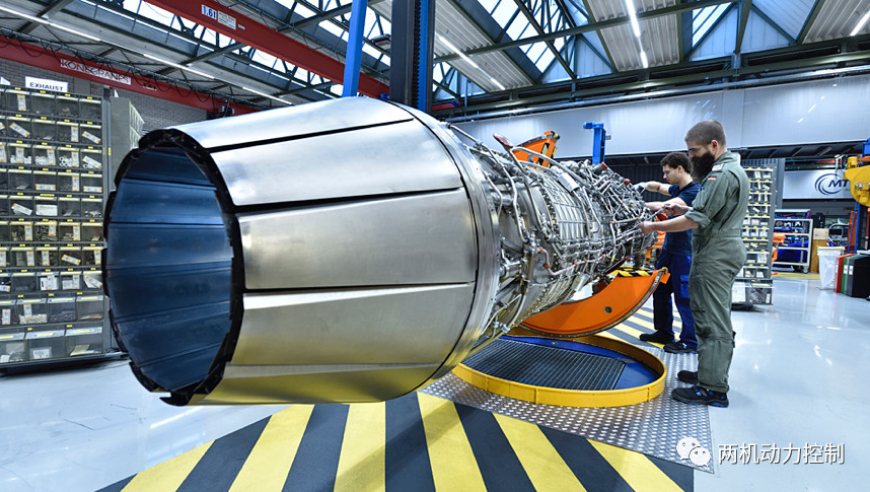 【行业动态】德国MTU航空发动机公司第二季度利润下降73.9%