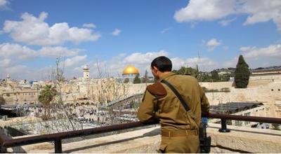 强者无敌,以色列启示