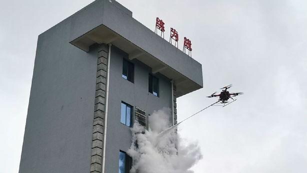 中国移动推动5G网联无人机在多个行业应用落地