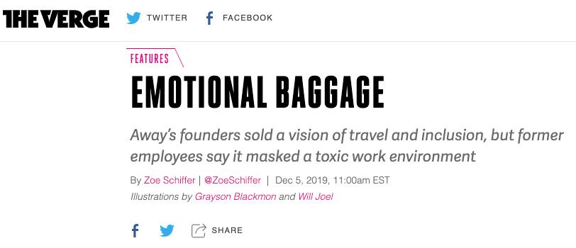 霸凌、监视、玩命工作:华丽品牌背后的残酷文化