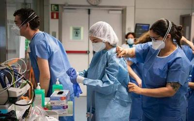 美国新冠肺炎确诊超892万,单日新增确诊超8.9万
