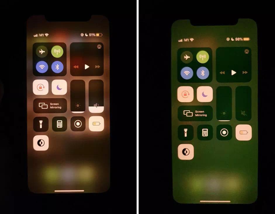 为什么iPhone 12会绿屏?看这一篇就够了