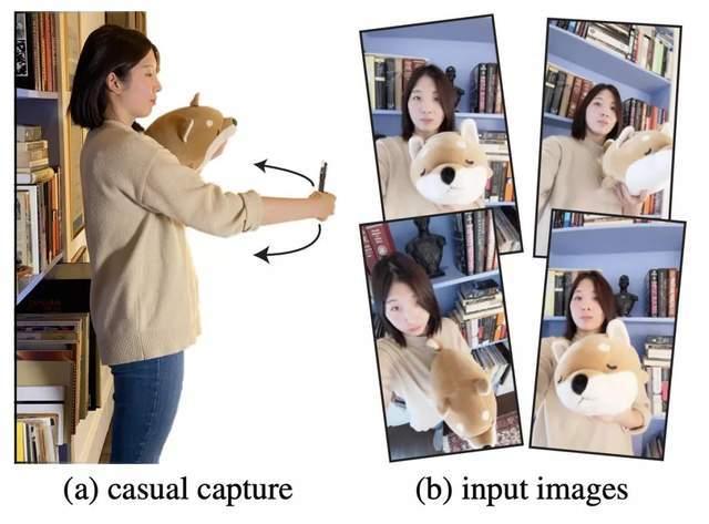 这个AI能帮女友自拍:从照片生成视频,总有个角度让她满意