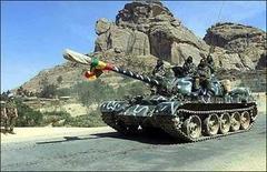 埃塞国防军欲数日内控制提格雷州首府