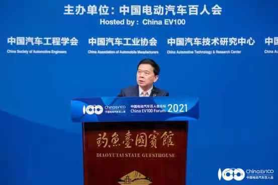 曾庆洪:广汽石墨烯基超级快充电池进入实车测试,9月可批量生产